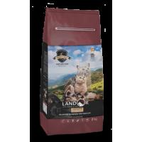 Landor, Sterilized, корм д/стер. кошек и кастр. котов (кролик/рис)
