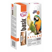 LoLo Pets, Birds Food Complete, красное просо для птиц