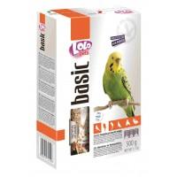 LoLo Pets, Budgies Food Complete, корм для волнистых попугаев