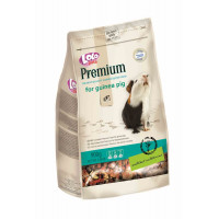 LoLo Pets, Guinea Pig Premium, корм для морских свинок