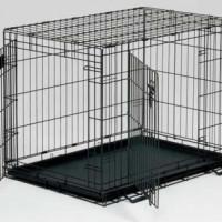 MidWest, Life Stages, клетка 2 двери черная (109х73х77 см.)