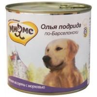 """Мнямс, БВК, влажный корм д/собак """"Олья по-Барселонски"""""""