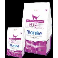Monge, DL, Adult, корм д/кошек (курица)