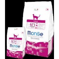 Monge, FL, Indoor, корм д/кошек (для сидящих дома)