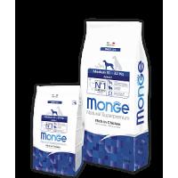 Monge, DL, Medium, корм д/собак средних пород (курица)