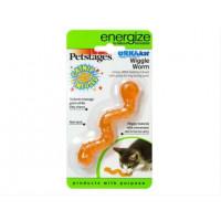Petstages, Energize ОPKA червяк, игрушка для кошки 11 см