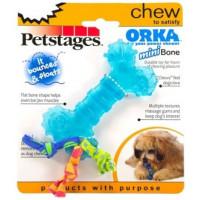 Petstages, ОРКА mini косточка игрушка для собак 10 см