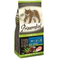 Primordial, GF, Adult, корм д/кошек (лосось/тунец)