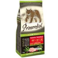 Primordial, GF, Adult, корм д/кошек проф. МКБ (индейка/сельдь)
