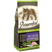 Primordial, GF, Adult, корм д/кастрир. котов и стерилиз. кошек