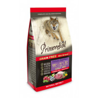 Primordial, GF, Mini Adult, корм д/собак мелких пород (сардина/гусь)