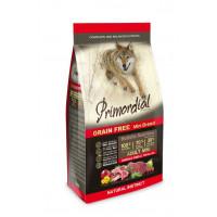 Primordial, GF, Mini Adult, корм д/собак мелких пород (кабан/ягненок)