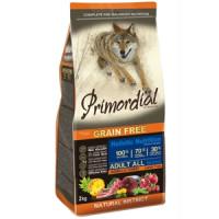 Primordial, GF, Adult, корм д/собак всех пород (тунец/ягненок)