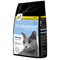 ProBalance, Adult Sterilized, корм д/кошек (кастр./ стерил.)