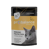 ProBalance, Adult Rabbit, влажный корм д/кошек (кролик)