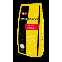 ProBalance, Adult Active, корм д/собак всех пород (птица/рис)