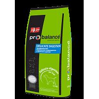 ProBalance, Adult Delicate, корм д/собак всех пород (лосось/рис)