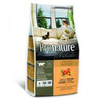 ProNature Holistic, Adult, корм д/кошек (утка/апельсин)