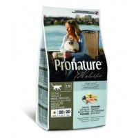 ProNature Holistic, Adult, корм д/кошек (лосось/рис)