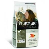 ProNature Holistic, Adult, корм д/собак (индейка/клюква)