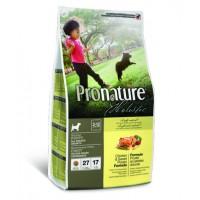 ProNature Holistic, Puppy, корм д/щенков (курица/батат)