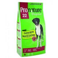 ProNature Original, Adult, корм д/крупных собак (ягненок/рис)
