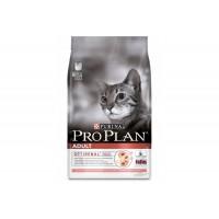 Pro Plan, Adult, корм д/кошек (лосось)