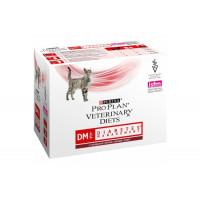 Pro Plan, DM, влажный корм д/кошек при диабете (говядина)