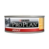 Pro Plan, Adult , влажный корм д/кошек мусс (курица)