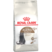 Royal Canin, Ageing Steril.12+, корм д/кошек (старше 12-ти лет)