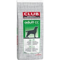 Royal Canin, Club Adult CC Pro, корм д/собак (умеренная активность)
