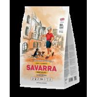 Savarra, Puppy, сухой корм д/щенков (индейка/рис)