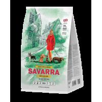 Savarra, Adult Small, корм д/собак мелких пород (утка/рис)