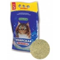 Сибирская кошка, Супер, наполнитель минеральный (комк.)