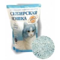 Сибирская кошка, Стандарт, наполнитель силикагелевый