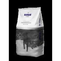Sirius Platinum, корм д/собак (индейка/овощи)