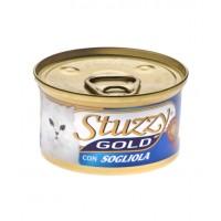 Stuzzy, Gold, влажный корм д/кошек (мусс с камбалой)