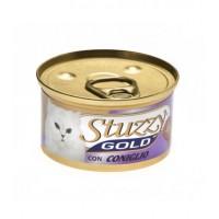Stuzzy, Gold, влажный корм д/кошек (мусс с кроликом)