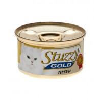 Stuzzy, Gold, влажный корм д/кошек (тунец в собственном соку)