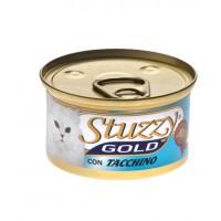 Stuzzy, Gold, влажный корм д/кошек (мусс с индейкой)