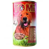 TOMi, влажный корм д/собак (говядина в соусе)