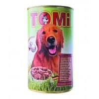 TOMi, влажный корм д/собак (ягненок в соусе)
