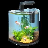 """Tetra, AquaArt Goldfish, аквариумный комплекс """"Полумесяц"""" (30 л.)"""