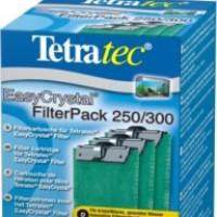 Tetra, EC, фильтрующие картриджи д/внутренних фильтров Tetra EasyCrystal 250/300(3 шт.)