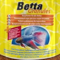 Tetra, Betta Granules, корм для лабиринтовых рыб (5 гр.)