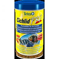 Tetra, Cichlid, Pro, корм для цихлид