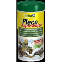 Tetra, Pleco, Algae Wafers, корм для сомов (чипсы)