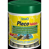 Tetra, Pleco, Tablets, корм для сомов (таблетки)