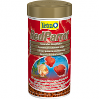 Tetra, RedParrot, корм для трехгибридных попугаев (шарики)