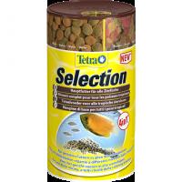 Tetra, Selection, корм для рыб (4 вида хлопья/чипсы/гранулы)
